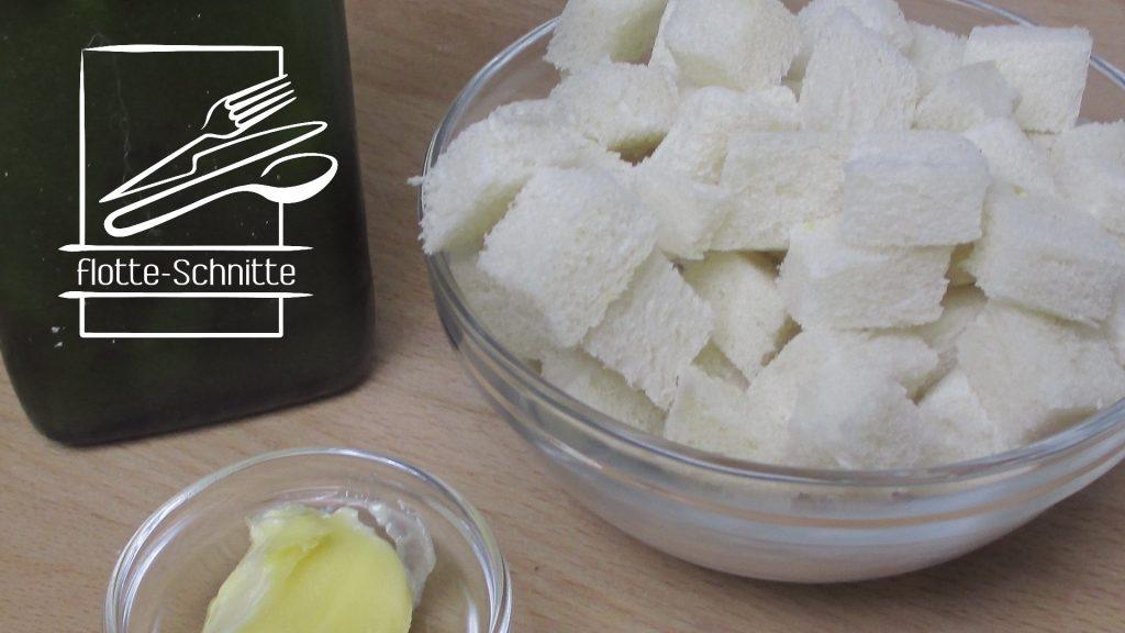 Schichtsalat nach Cesaar